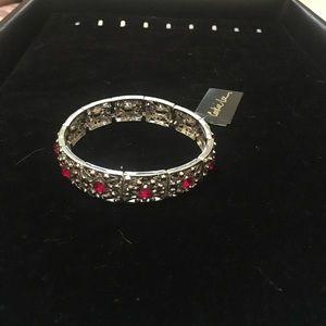 Fashion Jewelry, Cookie Lee Stretch Bracelet